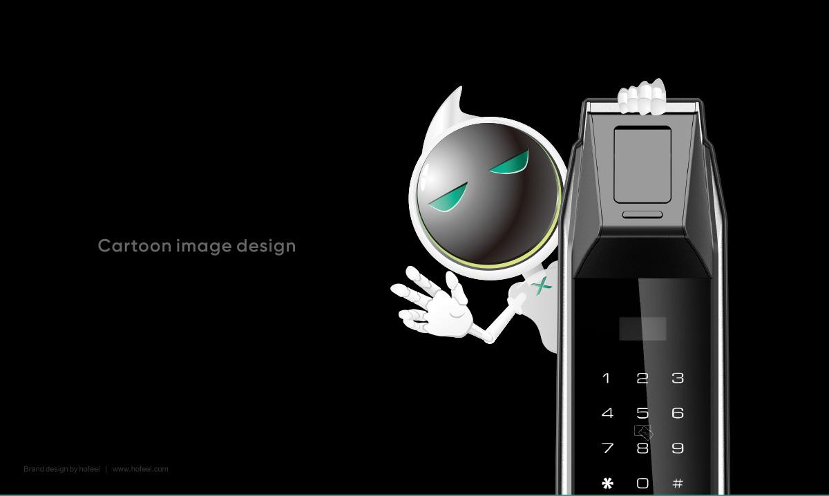 新保门品牌形象设计/包装设计/宣传画册设计/VI设计10